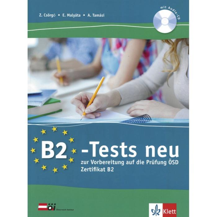 B2 Tests Neu M Audio Cd Deutsch Als Fremdsprache Schule Und