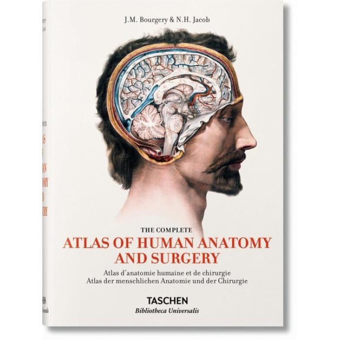 Atlas Der Menschlichen Anatomie Und Der Chirurgie The Complete