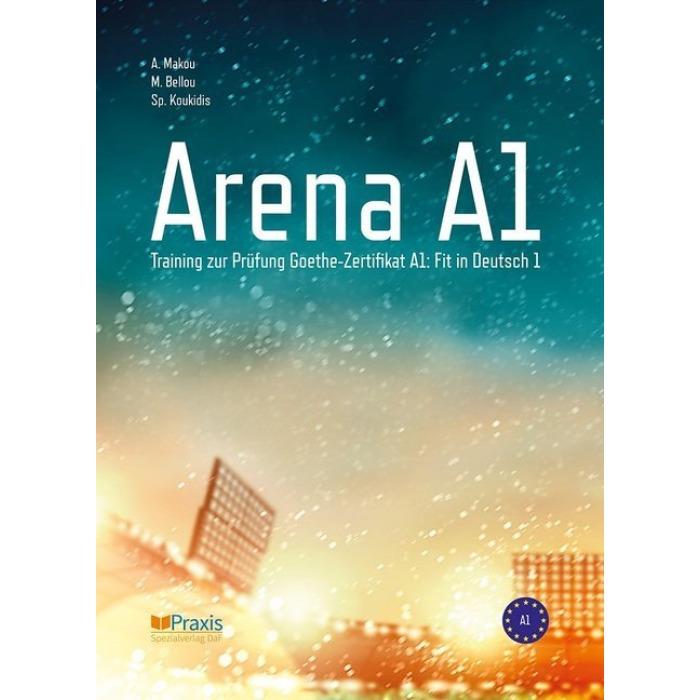 Arena A1 Deutsch Als Fremdsprache Schule Und Lernen Lernen